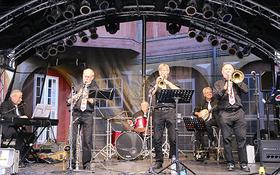 Bild: Red Onion Jazz Company - Benefizkonzert für benachteiligte Kinder in Wolfenbüttel