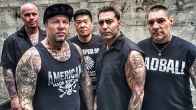 Bild: Agnostic Front, Stomper98, Second Aid, All Fucked Up