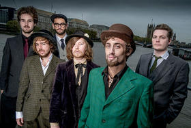 Bild: TANKUS THE HENGE (UK) - Rock Funk Blues Ska Roots Gypsy Fusion