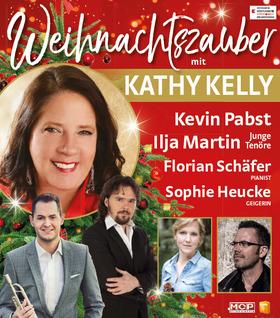 Bild: Weihnachtszauber - Eine musikalische Traumreise durch den Winter - mit Kathy Kelly, Kevin Pabst, Ilja Martin, Florian Schäfer und Sophie Heucke