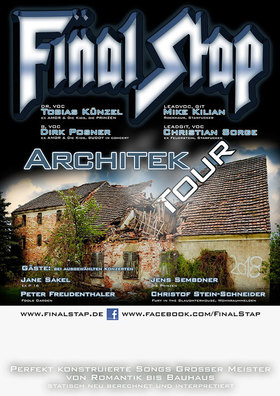 Bild: Final Stap - ArchitekTour 2018
