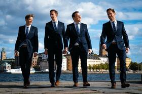Bild: Ringmasters - Weltmeisterliches aus Stockholm