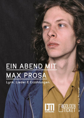 Bild: Max Prosa - Ein Abend mit Max Prosa