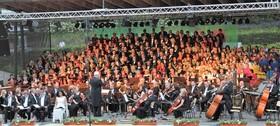 Bild: Carmina Burana - Uckermärkische Bühnen