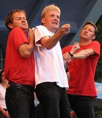 Bild: FREISTIL: Theatersport - Die Weihnachts-Show - Schauspielmatch mit Stadionatmosphäre