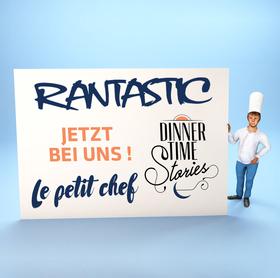 Bild: Le Petit Chef - Rantastic Kleinkunstbühne