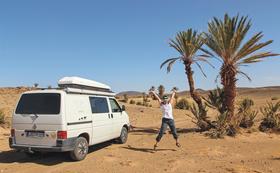 Bild: Märchenhaftes Marokko - Live-Reportage