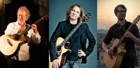 Bild: Ulli Bögershausen & Peter Autschbach & Simon Wahl - Konzertabend im Rahmen der 3.Braunschweiger Gitarrentage
