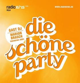 Bild: die schöne party von radioeins vom rbb - mit Gast DJ Marion Brasch