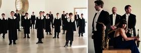 Bild: 3. AbteiKirchenKonzert: Chor. Klang. Saxophon – Hymnus trifft Raschèr