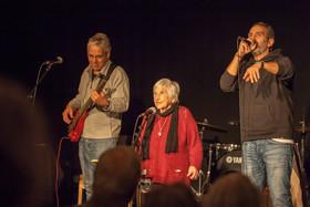 Bild: Esther Bejarano & Mikrofon Mafia - Lesung + Konzert