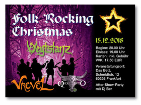 Folk´Rocking´Christmas