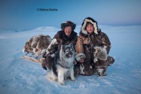 Bild: An den Rändern der Welt - Greenpeace - Multivision von und mit Markus Maute