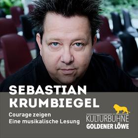Bild: Sebastian Krumbiegel - Courage zeigen – Eine musikalische Lesung