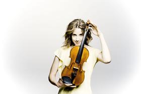 Bild: Deutsches Symphonie-Orchester Berlin - Vilde Frang Violine /Robin Ticciati Leitung