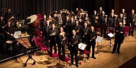 Bild: Brass Band Hessen - TourAcht10 - Konzert zum 30. KreisStadtSommer - Brass Band Hessen