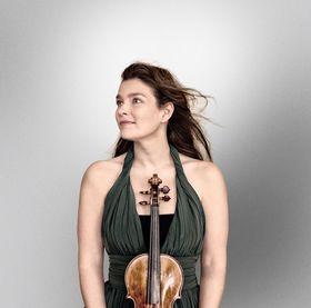Bild: SWR Symphonieorchester / Bodenseefestival 2019 - Janine Jansen Violine, Artist in Residence Bodenseefestival 2019