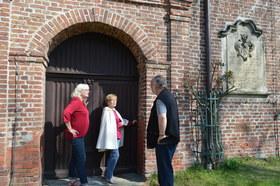 Bild: Historische Kirchen-Tour. Mit der Wollweberin den Bauerndom erforschen