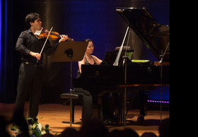 Bild: JJV Runde 2 - Violine mit Klavier