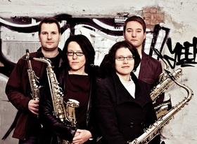 Bild: Ardey Saxophon Quartett