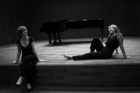 Bild: Lena Spohn, Mildred Derenty-Camenen, Gärtner-Duo