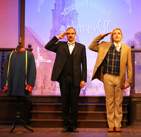 Bild: Der Hauptmann von Köpenick - Tournee-Theater Thespiskarren