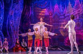 Bild: Nussknacker* - Russisches Balletfestival Moskau