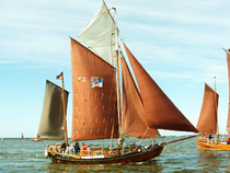 Bild: Traditionsschiff Christine - Segeltörn Seglarträff