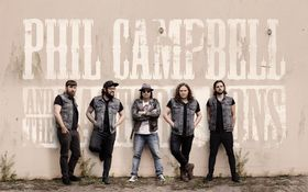 Phil Campbell & the Bastard Sons - +support