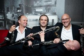 Bild: Vienna Clarinet Connection : Café Europa 2.0