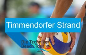Bild: Deutsche Beach-Volleyball Meisterschaften - Samstag