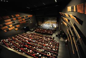 Bild: Theaterführung - Geführter Rundgang durch das Theater Gütersloh