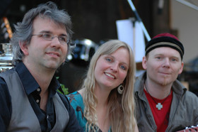 Bild: Klingende Lyrik - mit der Gruppe Tongestalt - Klingendes Denkmal - die Welt der reinen Musik