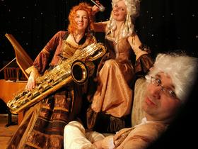 Bild: Barock in allen Zeiten - Klingendes Denkmal – die Welt der reinen Musik