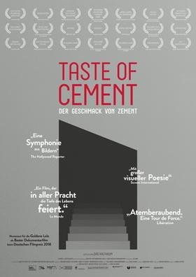 Bild: Taste of Cement – Der Geschmack von Zement - Sondervorführung mit einem Glas Sekt in Anwesenheit von Regisseur Ziad Kalthoum