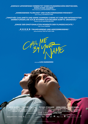 Bild: Call Me By Your Name