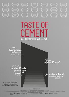 Bild: Taste of Cement - Der Geschmack von Zement