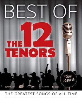Bild: The 12 Tenors - Best of