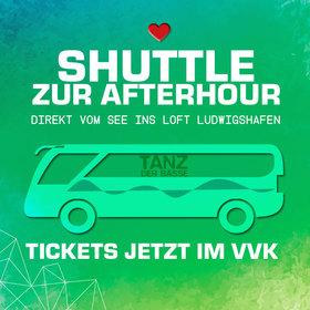 Bild: Tanz der Bässe Festival - Afterhour Bus Shuttle Ticket - Loft Ludwigshafen