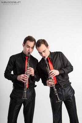 Bild: Duo Gurfinkel & Elisaveta Blumina : ClarinetoMania