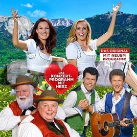 Bild: Heimatgefühle - Das Konzertprogramm mit Herz - mit Sigrid & Marina, den Wildecker Herzbuben, Vincent & Fernando