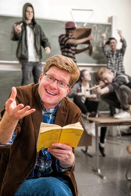 Bild: Herr Schröder- World of Lehrkraft - Ein Trauma geht in Erfüllung