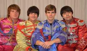 Bild: Beatles-Revival-Show - PANGEA