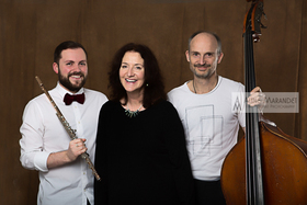 Bild: Deirdre Starr in Concert - with David Leahy & Robert Tobin