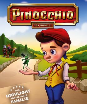 Bild: Pinocchio - das Musical - Theater Liberi
