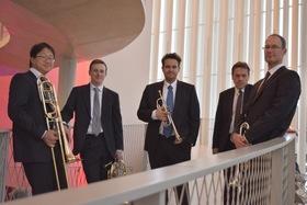 Bild: Luxembourg Philharmonic Brass Quintet