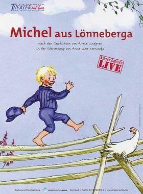Bild: Michel aus Lönneberga - Theater auf Tour