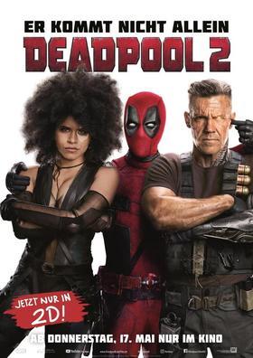 Bild: Deadpool 2