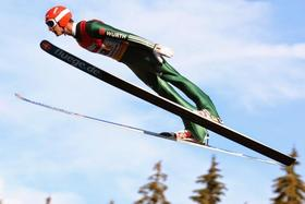 Bild: Rothaus FIS Grand Prix Sommerskispringen