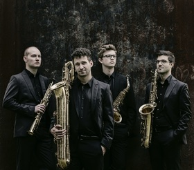Bild: Jutta Richter & Xenon Saxophon Quartett : Der Anfang von allem